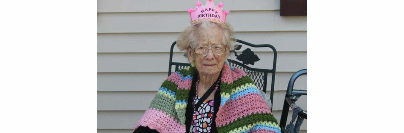 Cappella Pueblo West resident celebrates 102nd birthday