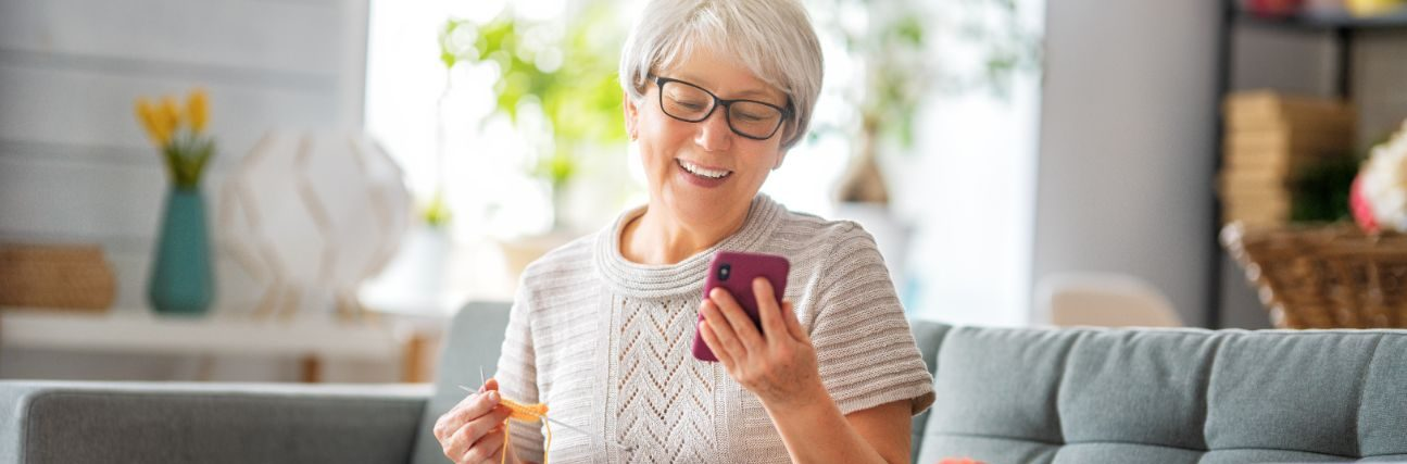 Technology To Help Seniors Stay Healthy